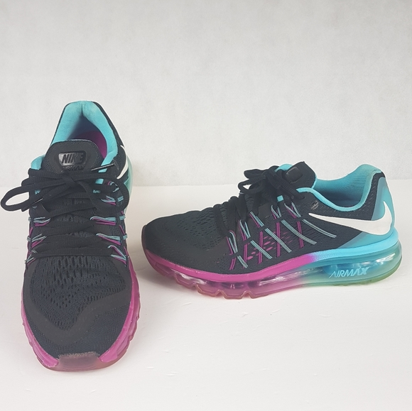 Women's Nike Air Max 2015 Size 7 698903 004